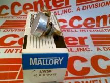MALLORY SONALERT LW50