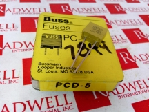 COOPER BUSSMANN PCD-5