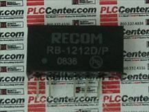 RECOM RB1212DP