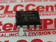 MICROCHIP TECHNOLOGY INC 93C46BP