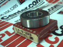 CONSOLIDATED BEARING LS-9-2RS
