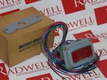 HONEYWELL MICROSWITCH 4EX1-3