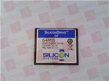 SILICON SYSTEMS INC SSD-C64M-3076