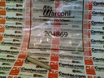MARCONI INSTRUMENTS 204869
