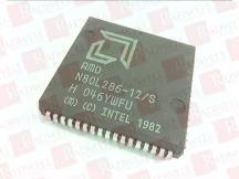 ADVANCED MICRO DEVICES N80L286-12/S