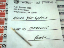 WORLD TEST SYSTEMS CL2510L04J