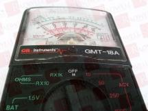 GB INSTRUMENTS GMT-18A