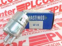 HASTINGS FILTERS GF19