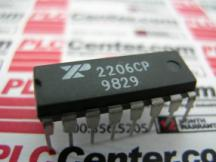 EXAR IC2206CP