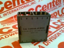 CAL CONTROLS 8000-SOCKET-11