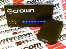 CROWN AUDIO PCC-170SW