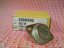 MATSUSHITA ELECTRIC 2SD950