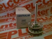 CENTRALAB 2507