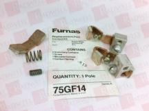 FURNAS ELECTRIC CO 75GF14
