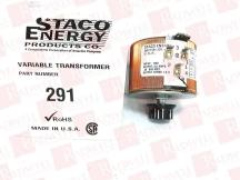 STACO ENERGY PRODUCTS 291