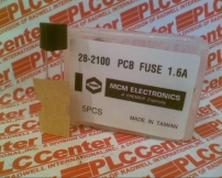 MCM ELECTRONICS 28-2100