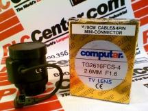 COMPUTAR LENS TG2616FCS-4