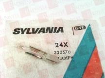 SYLVANIA 24X