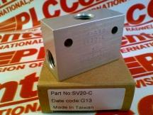 DRESSER INC SV20-C