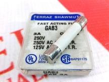 FERRAZ SHAWMUT GAB-3