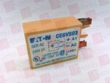 EATON CORPORATION CE6VS03