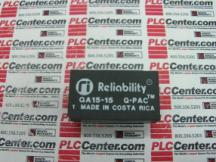 RELIABILITY INC QA1515