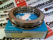 BEARINGS INC 2919