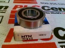 NTN BEARING 7003