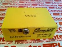 GRAYHILL RELAYS 51190523-200