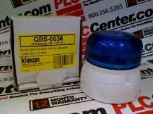 KLAXON SIGNALS QBS-0036