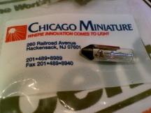 CHICAGO MINIATURE 12ESB
