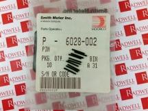 SMITH METER INC P-6028-002