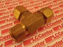 PARKER FLUID CONNECTORS 8-8-8-RBZ-B