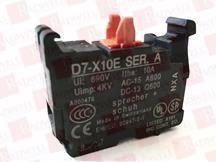 S&S ELECTRIC D7-X10E