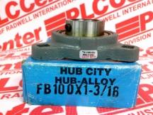 HUB CITY FB100X1-3/16