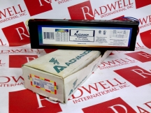 ADVANCE BALLAST ICN-2S86