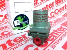 GENERAL CONTROLS VALVES PVIC1154
