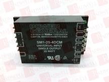 POWER GENERAL SM1-25-4DCM