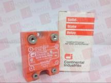 CONTINENTAL INDUSTRIES S505-0SJ610-000