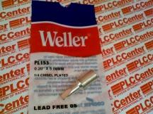 WELLER DIVISION COOPER TOOLS PL153