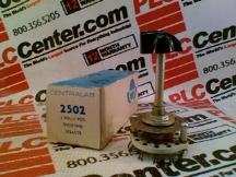 CENTRALAB CR2502