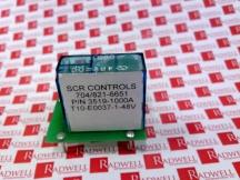 SCR CONTROLS 35191000A