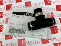 PISCO PNEUMATICS GPU8-8
