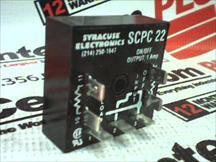 SYRACUSE ELECTRONICS SCPC8B4430000