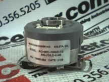 RENCO ENCODERS INC RCH20D-1000/2-1/2-5/0-LD/LD-1-M4