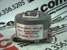 RENCO ENCODERS INC RCH20D-1000/2-1/2-5/0-LD/LD-1-M4