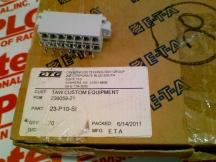 ETA CURTIS 23-P10-SI