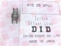 DAIDO CORP DID-25-2POJ