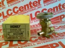 HENRY VALVE 6232N