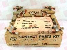 RBM CONTROLS 45997-16
